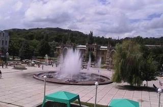 В Кисловодске отреставрируют цветомузыкальный фонтан и главные нарзанные ванны