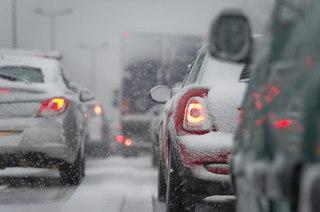 На трассах в четырех районах Ставрополья перекрыто движение из-за снега и ветра