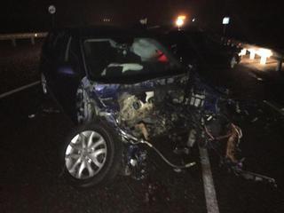 В ДТП недалеко от аэропорта Ставрополя погиб неопытный водитель