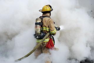 В Ставрополе из-за пожара в детском центре эвакуировали 50 человек