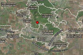 В Предгорном районе Ставропольского края произошло землетрясение, его ощущали в Пятигорске и Ессентуках