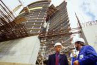 Строительство самого сложного здания