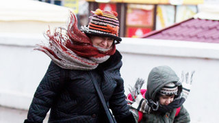 Сильный ветер и дожди сохранятся на Ставрополье 26 декабря