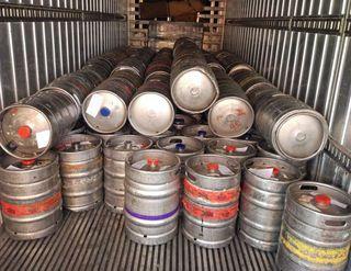 На Ставрополье задержали фуру с 9 тысячами литров нелегального пива