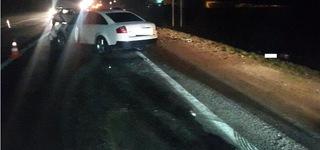 Под Пятигорском злостный нарушитель ПДД спровоцировал тройную аварию