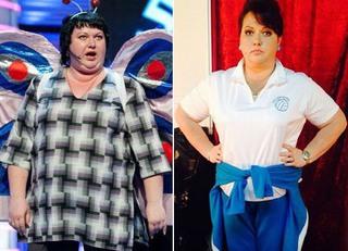 Кто из звезд за прошлый год сумел похудеть?