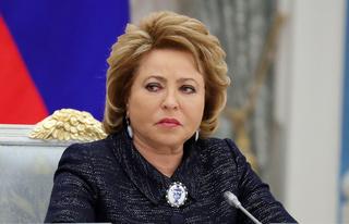 Валентина Матвиенко раскритиковала ход строительства соцобъектов в Кисловодске