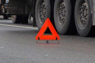 На Ставрополье водитель грузовика уснул за рулем и врезался в КамАЗ
