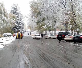 На Ставрополье ожидается сильный снегопад