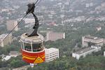 Новости: Пятигорская канатная дорога