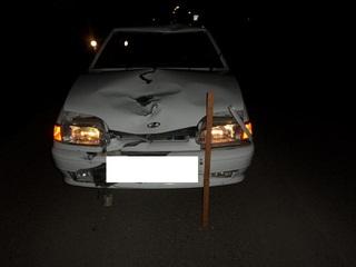На Ставрополье водитель легковушки сбил насмерть пешехода