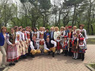 В Железноводске прошел фестиваль польской этнокультуры «Веселая карусель»
