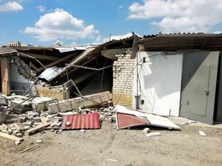 В Ставрополе при взрыве в гараже пострадал человек