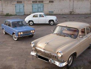 Легенды советского автопрома проедут по Кавминводам 30 октября