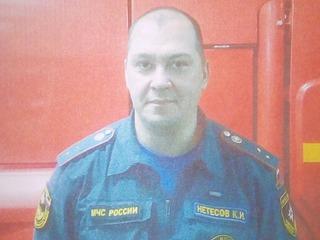 Ставропольский пожарный погиб во время тушения пожара
