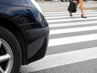 В Пятигорске водитель сбил девушку и скрылся с места ДТП