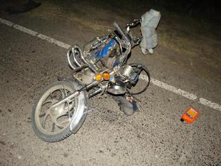 На Ставрополье водитель иномарки насмерть сбил скутериста