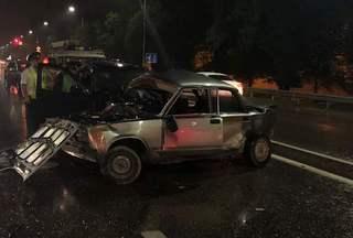 Два человека погибли в результате ДТП в Минводах