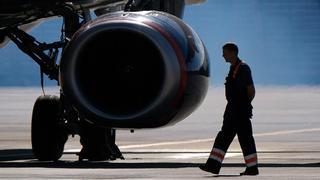 Авиарейс из Минвод в Москву задержали из-за возможного попадания птицы в двигатель