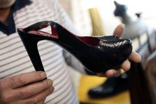 В Кисловодске задержали подозреваемого в краже 16 пар обуви