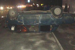 В Ставрополе при столкновении двух автомобилей пострадали пешеходы