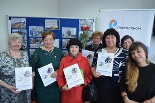 1100 пенсионеров Ставрополья освоили интернет с «Ростелекомом»