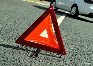 При столкновении трех автомобилей вблизи Железноводска погиб человек