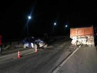 Житель Пятигорска погиб в ДТП с КамАЗом под Железноводском