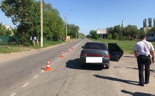 В Невинномысске 70-летний пешеход погиб под колесами автомобиля