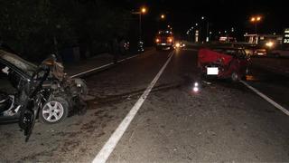 На Ставрополье при лобовом столкновении пострадали три человека