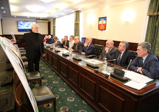 В Пятигорске обсудили дизайн-проекты Цветника и Комсомольского парка