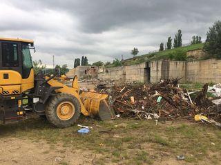 В Кисловодске со свалки у Нового озера вывезли 300 тонн строительного мусора