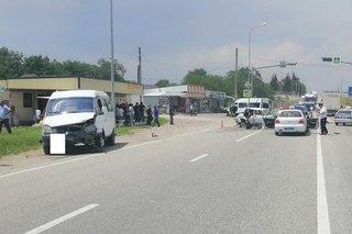 В тройном ДТП на Ставрополье один человек погиб и трое пострадали