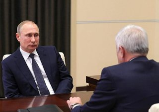 «Лукойл» вложит 120 млрд рублей в строительство газохимического комплекса на Ставрополье
