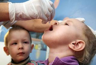 На Ставрополье стартует вакцинация детей от полиомиелита