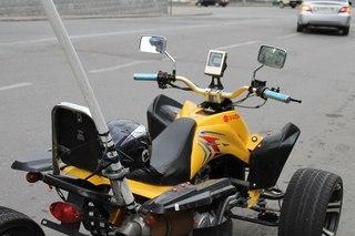 В Железноводске майор полиции на квадроцикле сбил пешехода