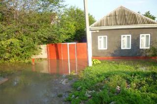 В Ессентуках из-за разлива реки подтоплен 21 приусадебный участок