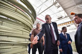 Замруководителя администрации президента РФ посетил Ставрополье