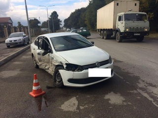 В Пятигорске в ДТП по вине автоледи пострадали двое детей
