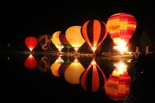 В Ессентуках в сентябре пройдет фестиваль воздушных шаров