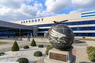 В аэропорту Минвод открылся новый терминал прилета