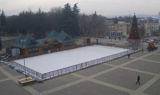 Пятигорский каток скоро откроется для посетителей