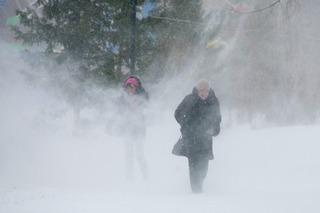 Морозы снова ударят на Ставрополье