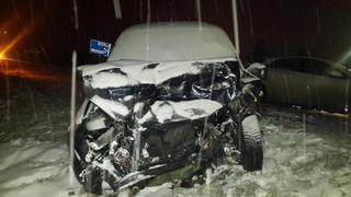 Житель Пятигорска устроил ДТП, в котором пострадала семья с ребенком