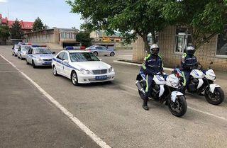 На Ставрополье специальный автомотовзвод ловит мотоциклистов-нарушителей