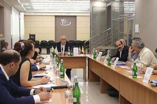 На Ставрополье с ответным визитом побывали иранские бизнесмены