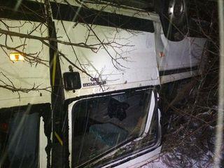 В ДТП с маршруткой на Ставрополье пострадали 4 человека