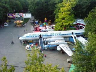 Прокуратура Ставрополя требует приостановить работу 20 аттракционов парка «Победы»