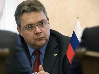 Рейтинг губернатора Ставрополья понизился на фоне недавних коррупционных скандалов