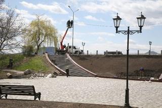 В Пятигорске 6 мая откроется обновленный парк Победы
